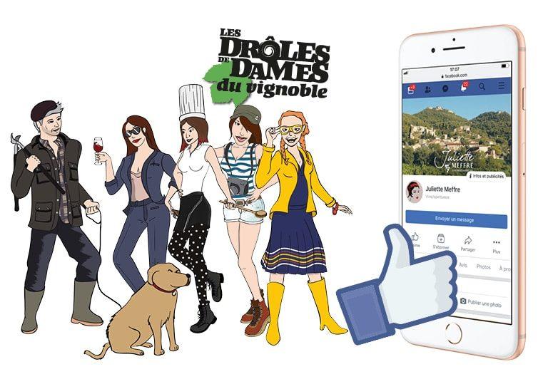 La Maison Juliette Meffre sur Facebook